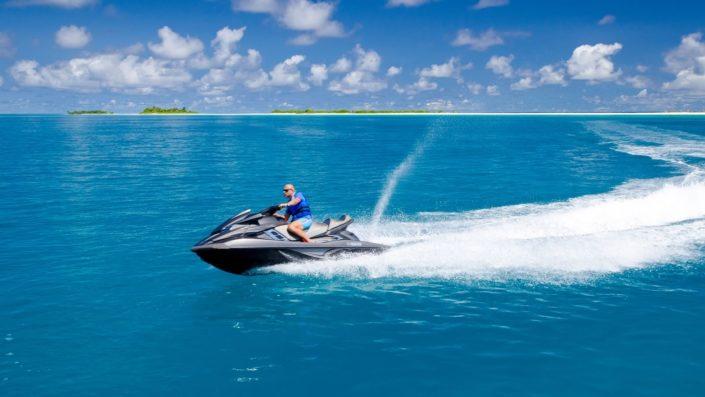 Jet Ski Maldives Water Sports