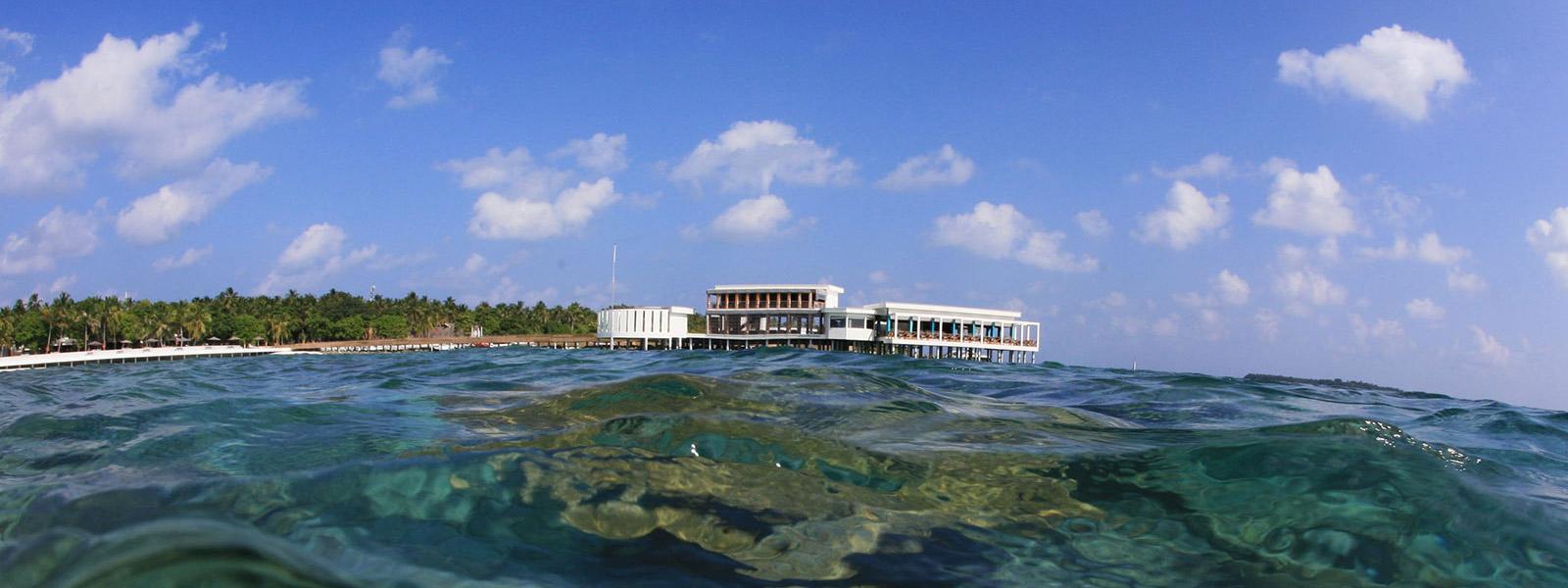 Maldives Luxury Diving Resort