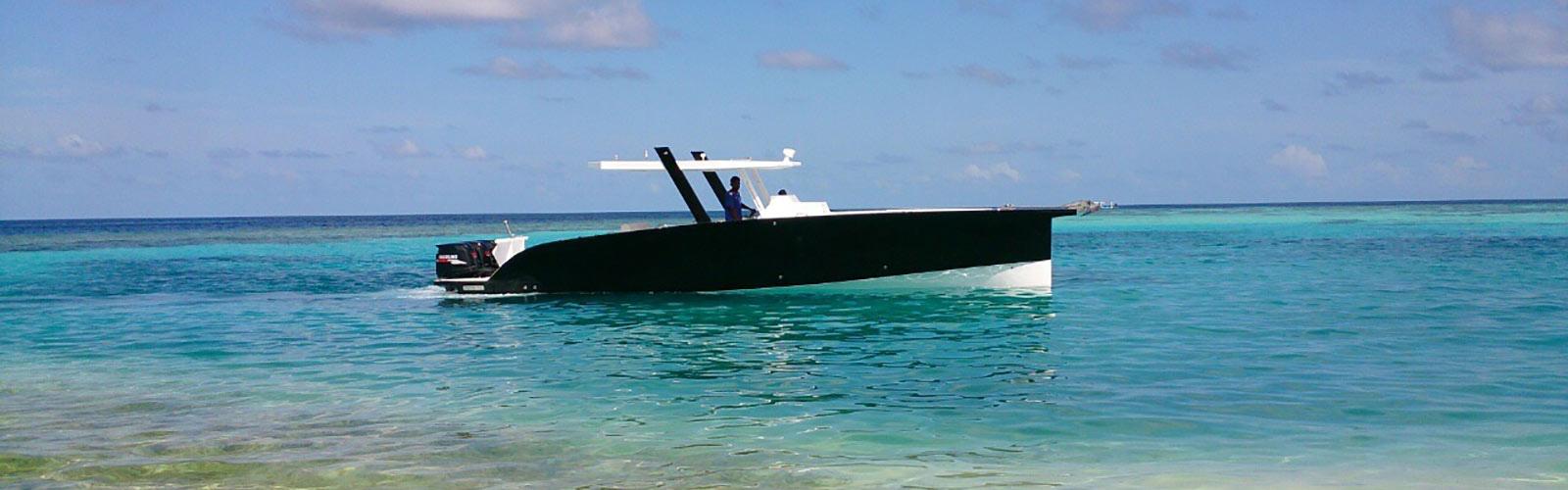Private boat charters Maldives