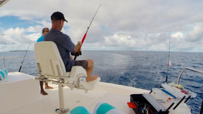 Maldives Big Game Fishing Excursion