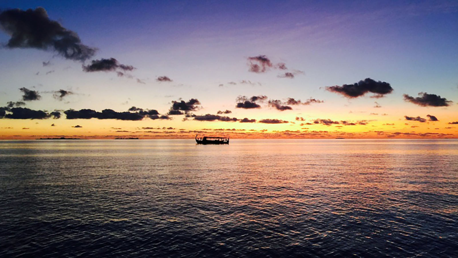 Sunrise Sunset Cruise Maldives