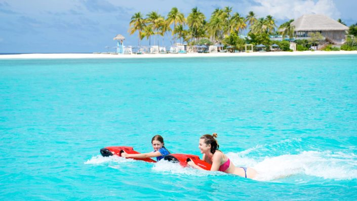 Maldives Watersports Seabob