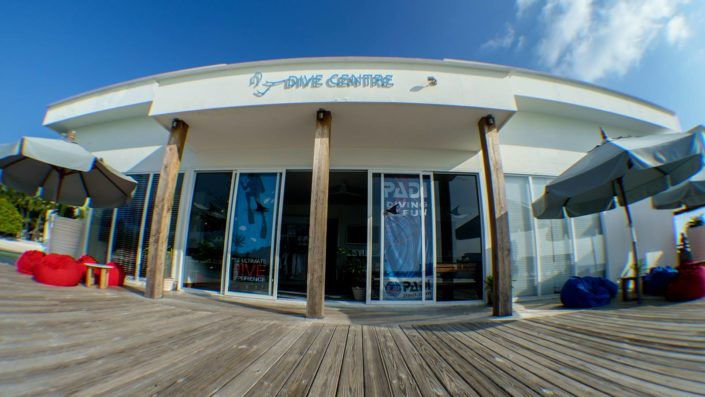Dive Center Maldives Retail