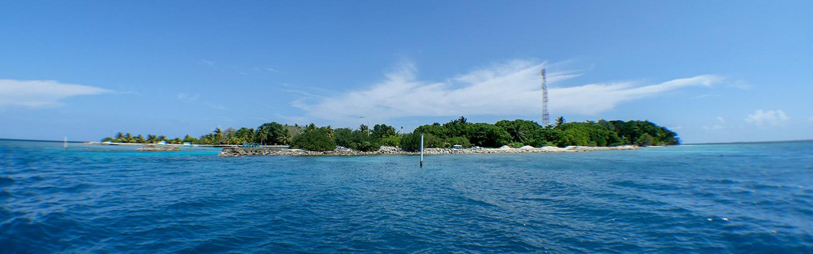 Maldives Island excursion