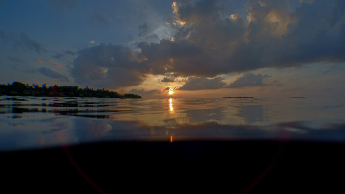 Sunrise Snorkelling Maldives