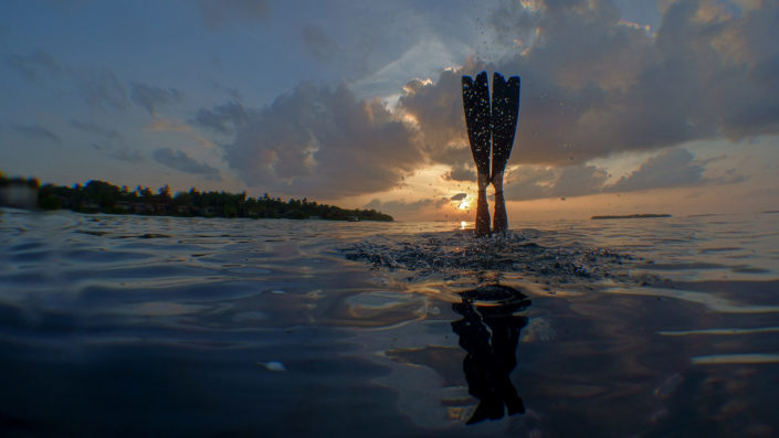Sunrise Snorkelling Maldives