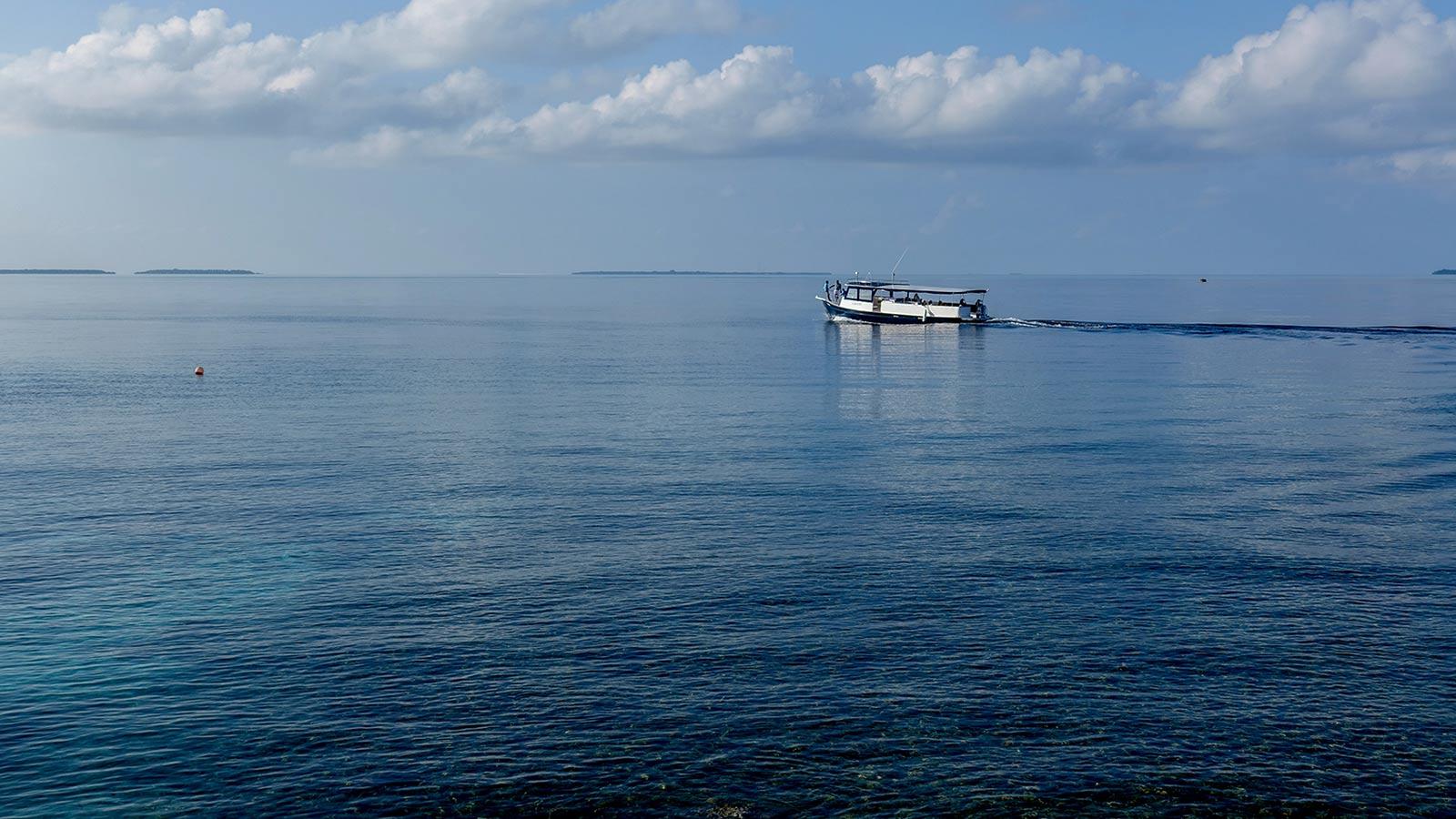 Snorkelling Excursions Maldives