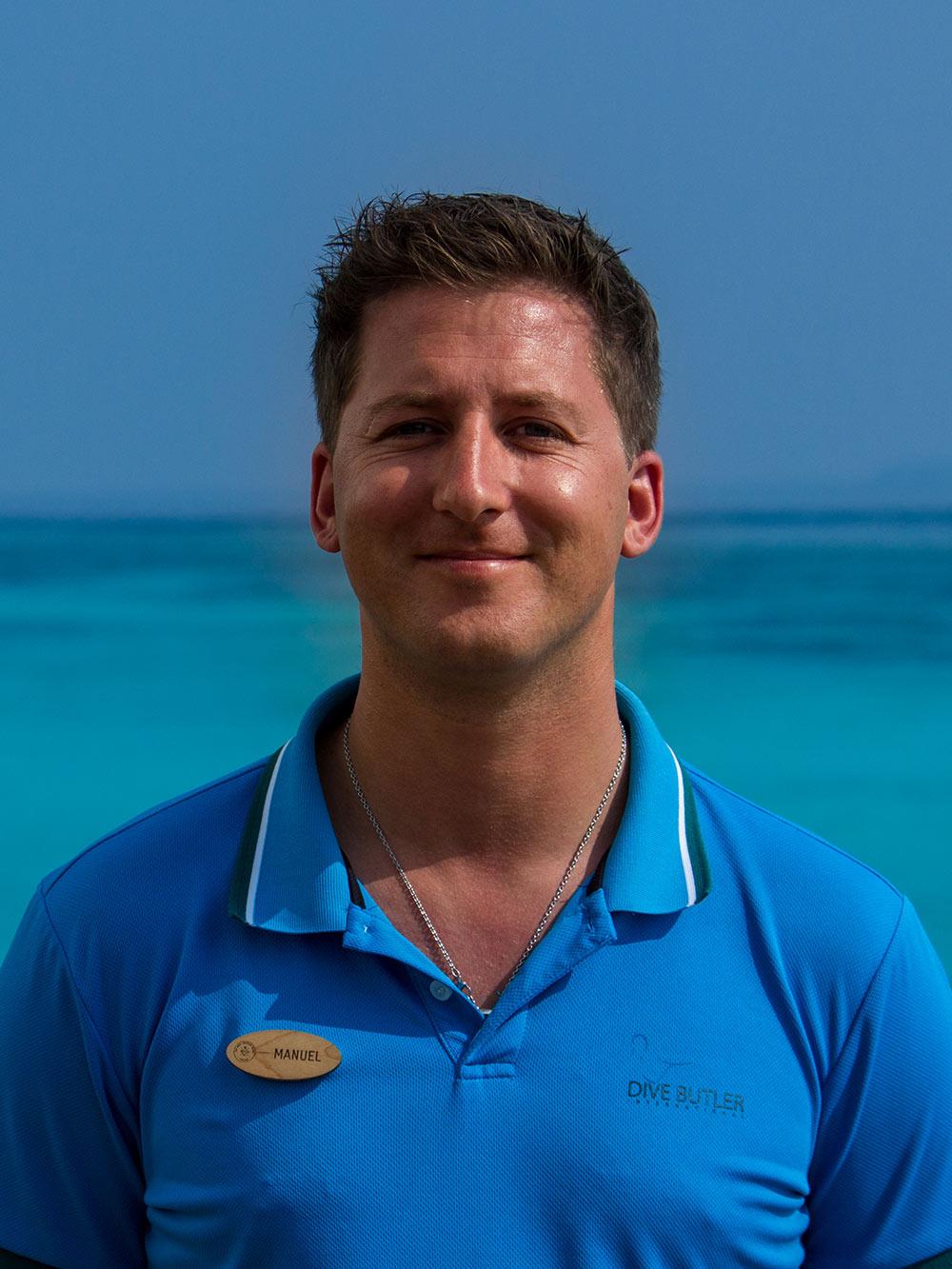 Amilla Fushi Dive Team Maldives