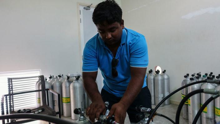 Maldives Scuba Diving Nitrox