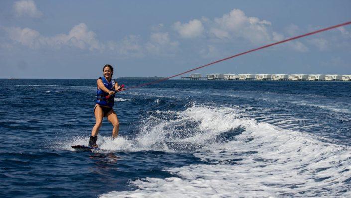 Maldives Water Sports Wakeboarding