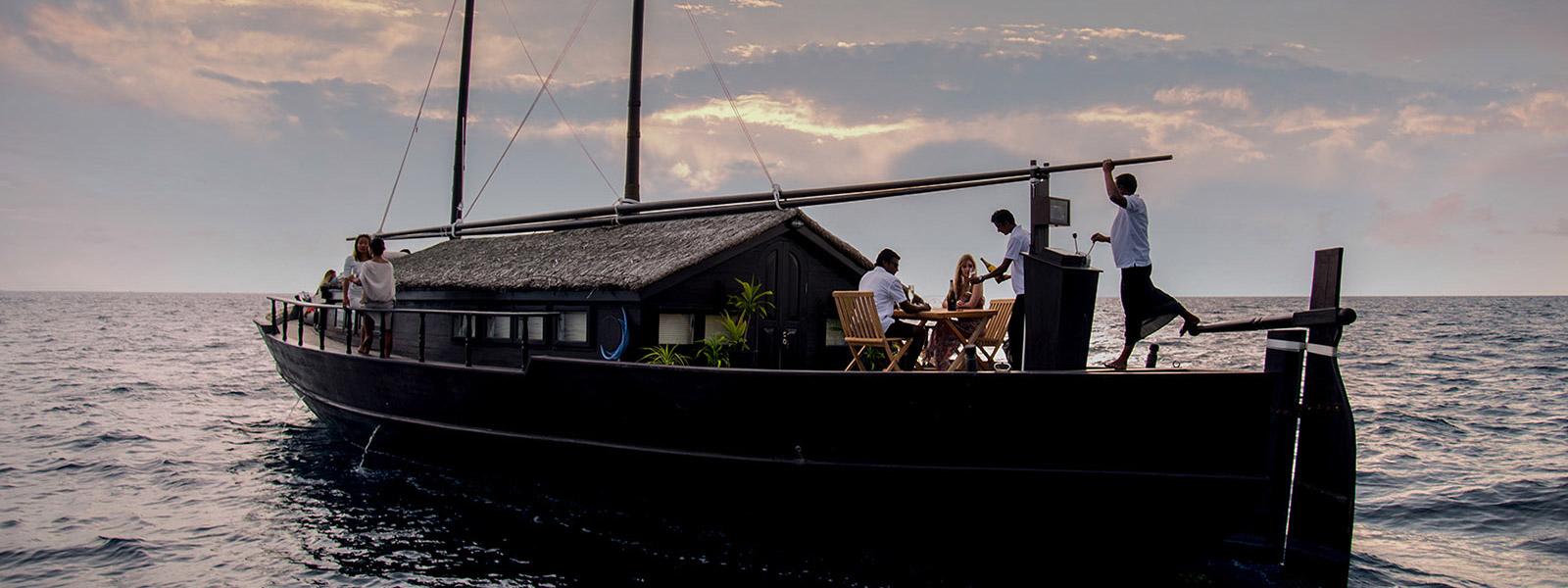 Maldives Luxury Cruise Excursions