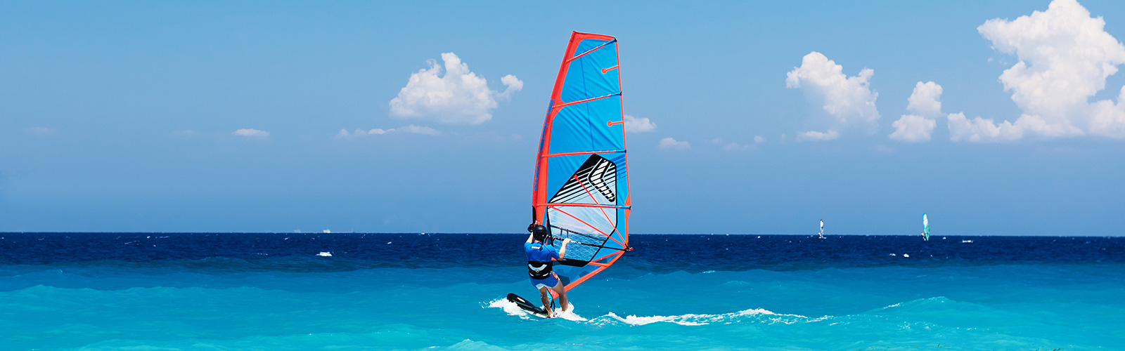 Windsurfing Maldives Watersports